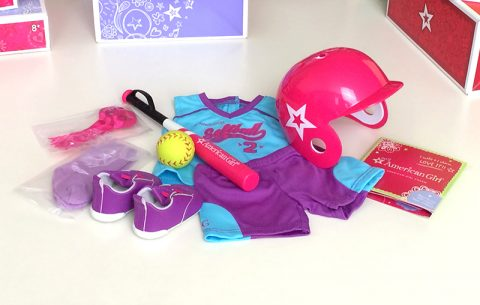 american-girl-softball-set