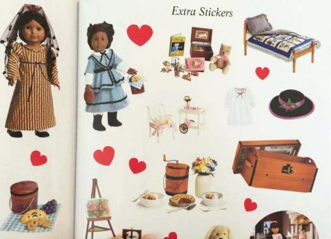 american-girl-ultimate-sticker-collection-extra-stickers
