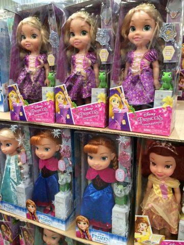 costco-disney-princess-dolls