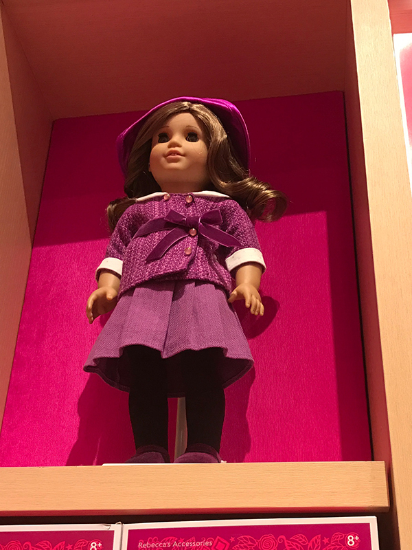 The Surprisingly Changed Ag Store Part I American Girl