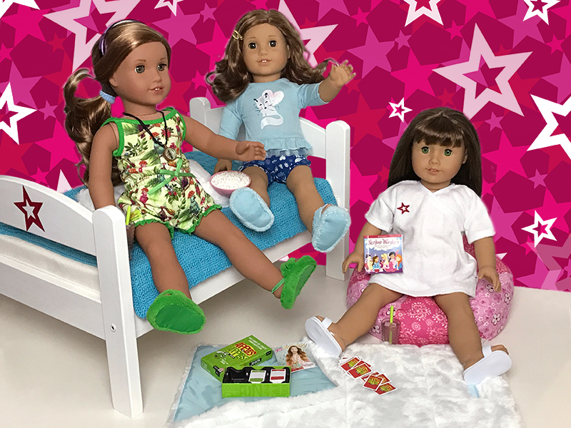 Rebecca Rubin American Girl Fan Club