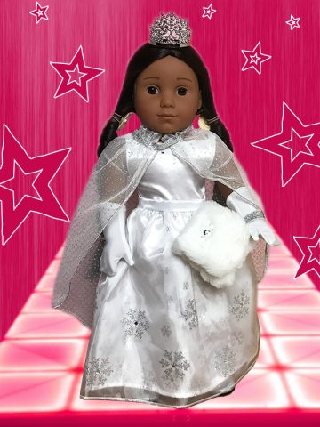 american-girl-kaya-wearing-fancy-frost-ball-gown