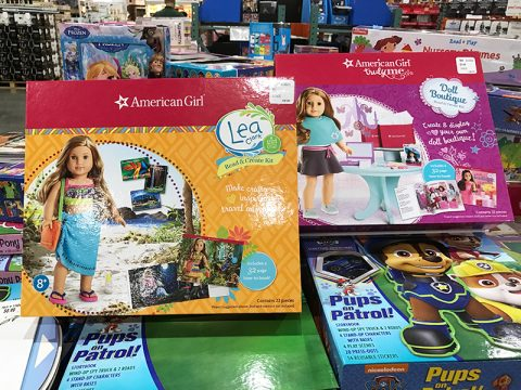 american-girl-lea-clark-truly-me-activity-set-costco